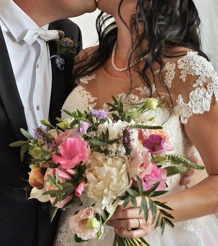 Kytice pro nevěstu normální velikost